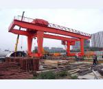 天津50吨西甲ballbet贝博租赁ballbet网站二手门式起重机